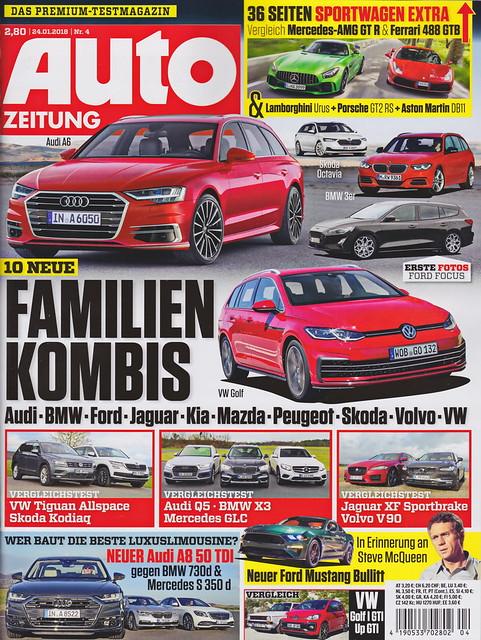Auto Zeitung 4/2018