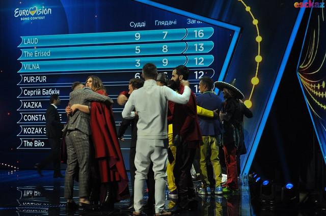 Eurovision Ukraine Semifinal 1