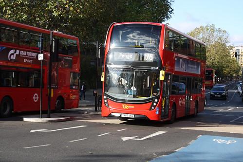 Go-Ahead London EH162 YX67VFG