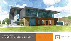 STEM Innovation Center Rendering