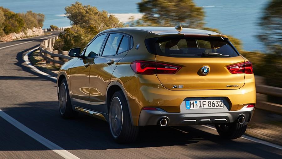BMW X2 fabricki fotografii 2