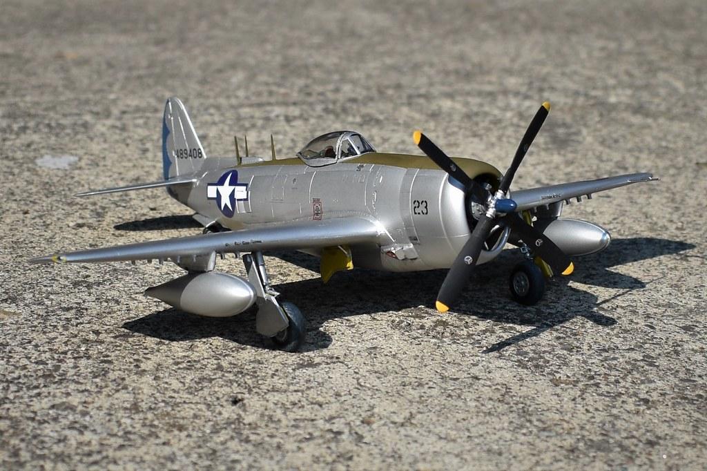P-47N model 14