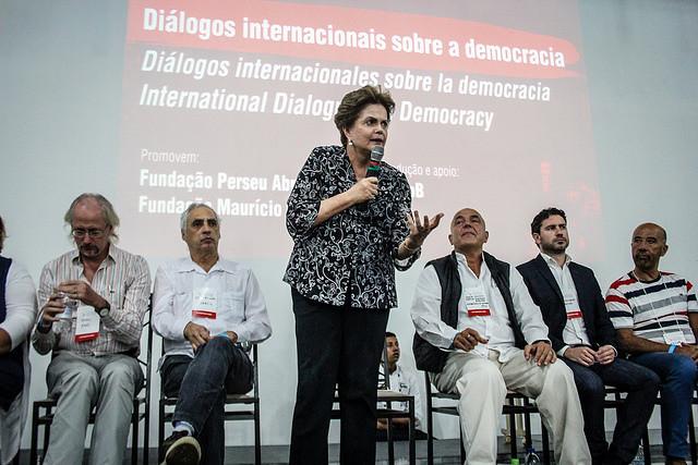 Dilma Rousseff diz que Lula é inocente — NOTÍCIA