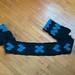 Entrelac scarf (2)