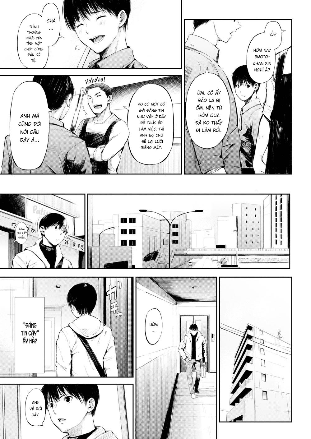 Hình ảnh  trong bài viết Upstanding Emoto-san