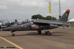 E167 705-MN - E167 - French Air Force - Dassault-Dornier Alpha Jet E - RIAT 2016 Fairford - Steven Gray - IMG_9863