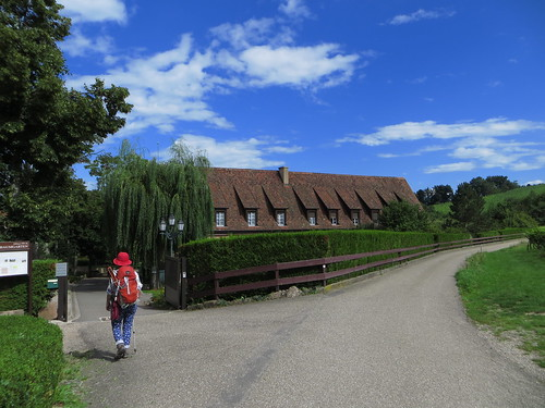 20140808 06 358 Jakobus Bernardville Baumgarten Kloster Pilger ElisabethB