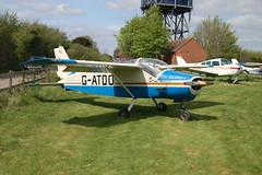 G-ATDO Bolkow Bo.208C [576] Popham 020509