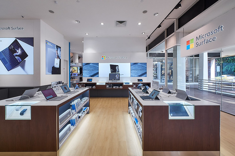 Microsoft Surface Store Singapore - 1