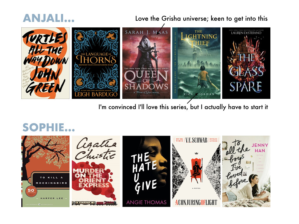 books we vow to read in 2018 blog
