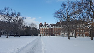 The Quad at the U of I