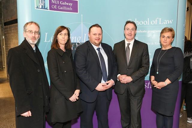 Launch of New Postgraduate Law Programmes