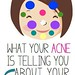 Skin Care Tips For Acne : Adult Acne Causes & Cures | Blair Blogs