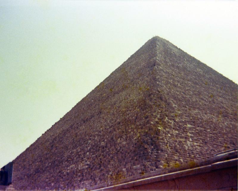 Pyramid climbers