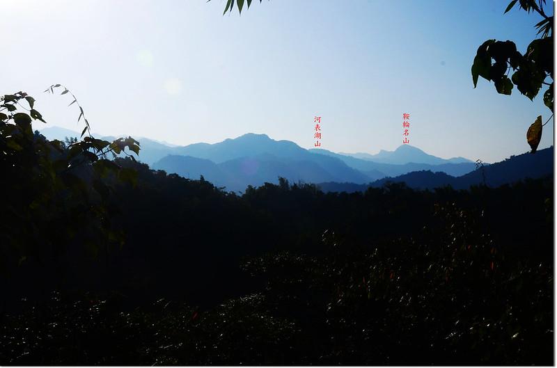 頂石峽山東南眺 1-1