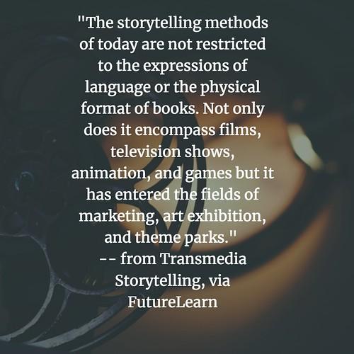 Transmedia Storytelling Platforms