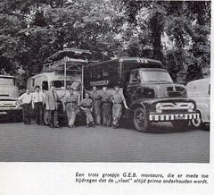 "PN-72-56 Ford COE ""Magazijn wagen GEB - Amsterdam"""