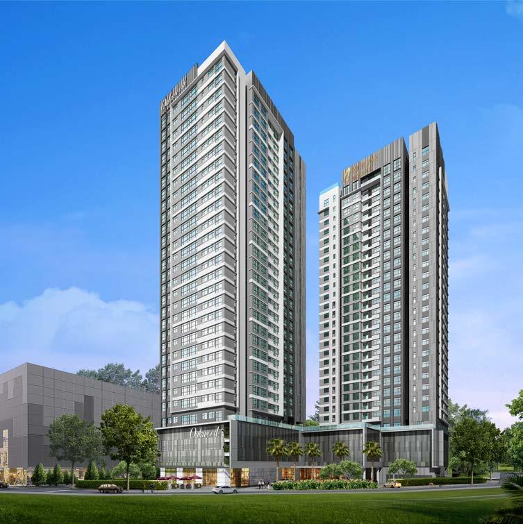 Oakwood Residence Saigon & Richlane Residences