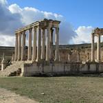 Dougga 的形象. dougga tunisia roman carthaginian tanit