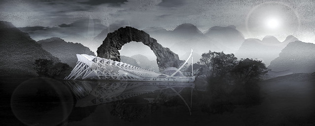 Architecture of landscape1