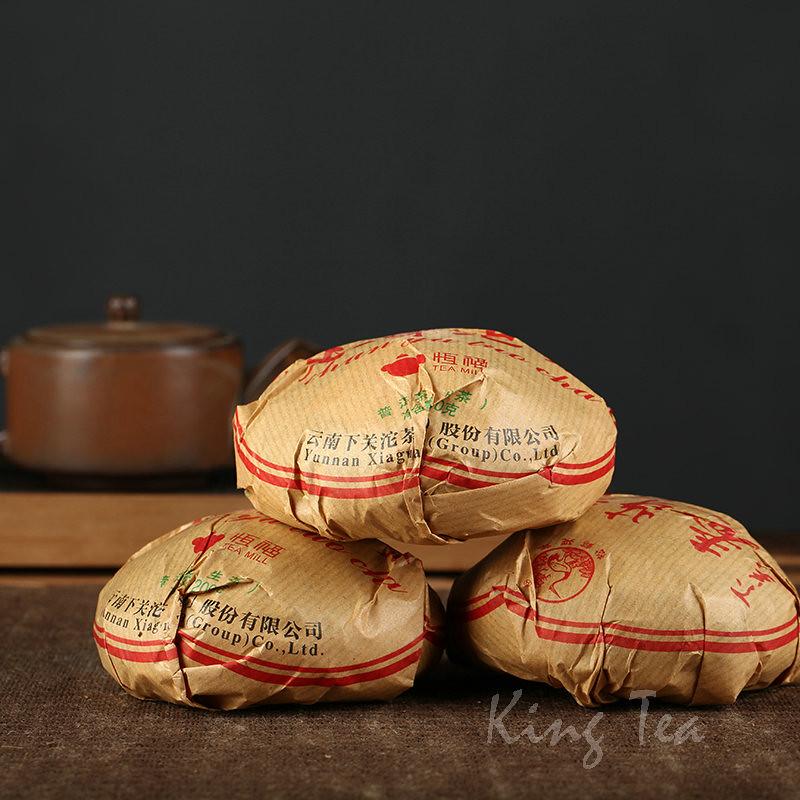 2017 XiaGuan ChunYa Spring Bud 200g Puerh Raw Tea Sheng Cha