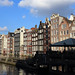 Canals of Amsterdam, Amsterdam, Netherlands.