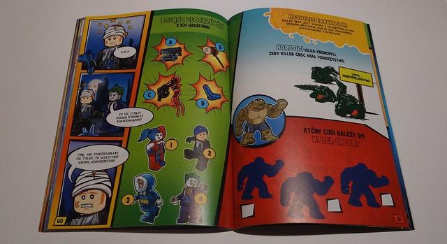 RECENZJA DC Comics Superksięga zadań 11