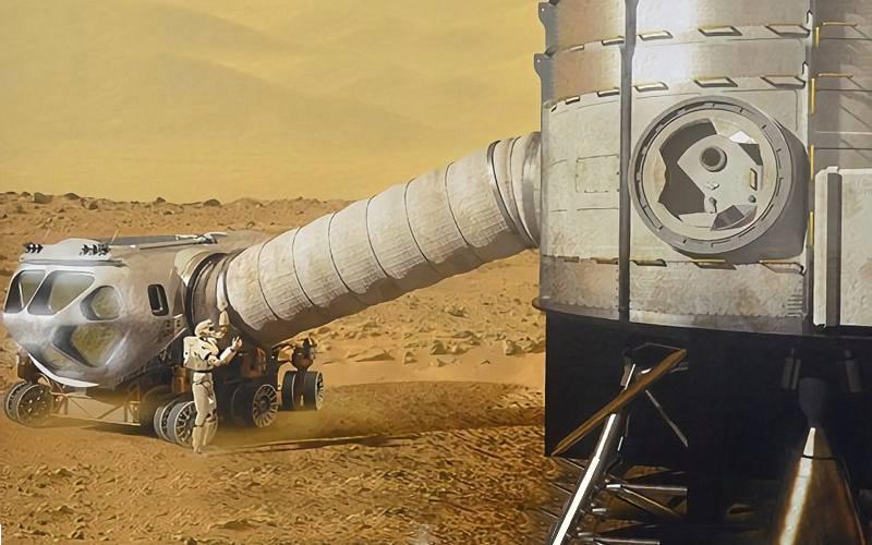 Valkyrie – Un robot permettant d'explorer la planète Mars