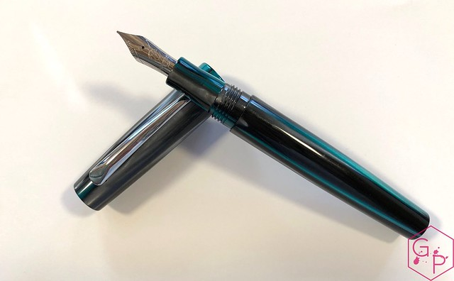 Review @MonteverdePens Giant Sequoia Fountain Pen - Fine @GouletPens @BrianGoulet_ 12