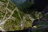 Trollstiegen, Norwegen