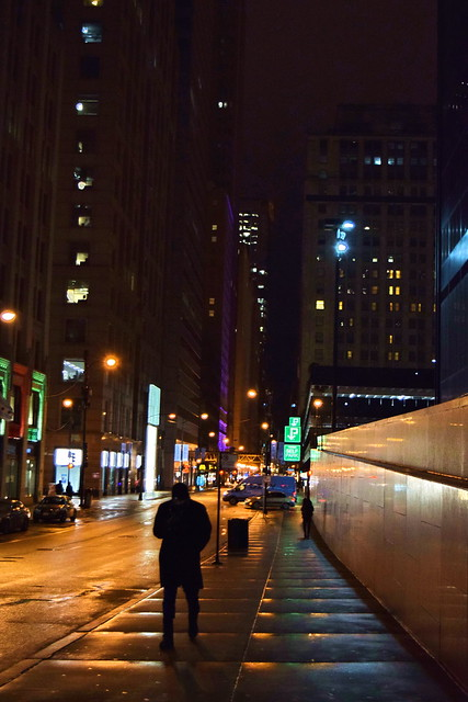 Downtown, Chicago, 2018
