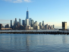 View of Manhattan from Hoboken