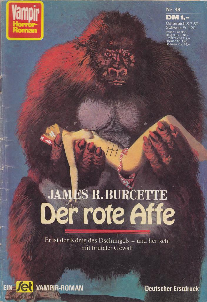 Karel Thole - Vampir Horror Roman - 048