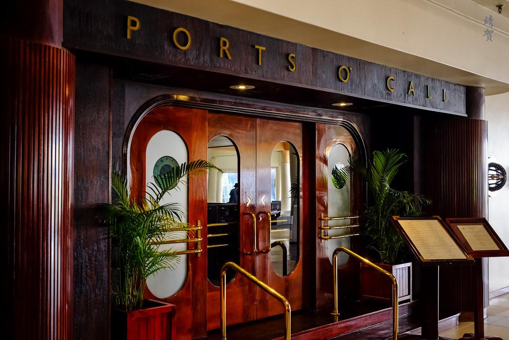 Ports O'Call Restaurant