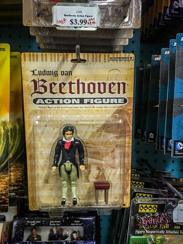Beethoven Action Figure