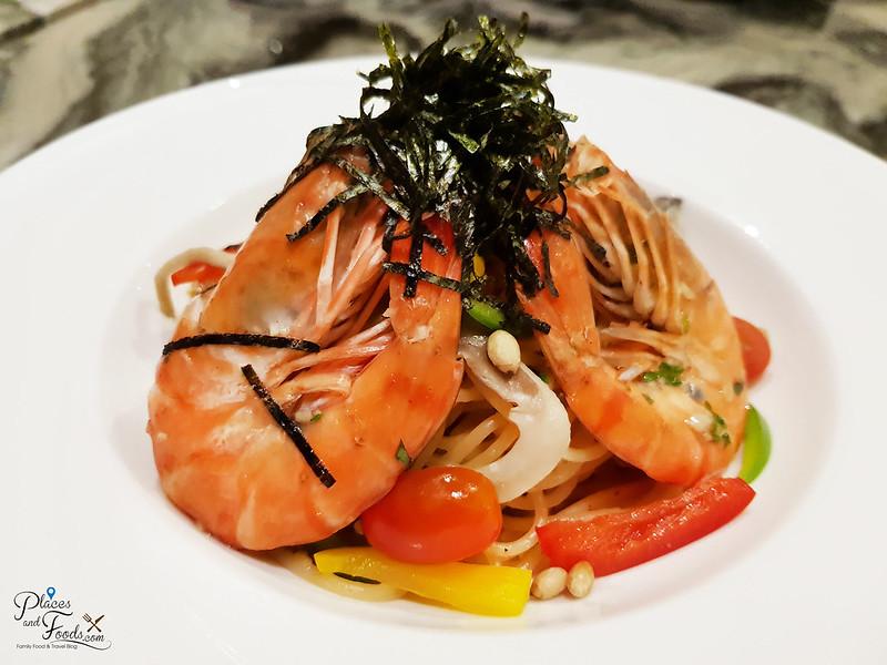 tokyo secret mid valley prawn pasta