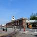 Chatham dockyards UK