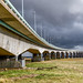 Round Wales Walk 109 - Under the Severn Crossing