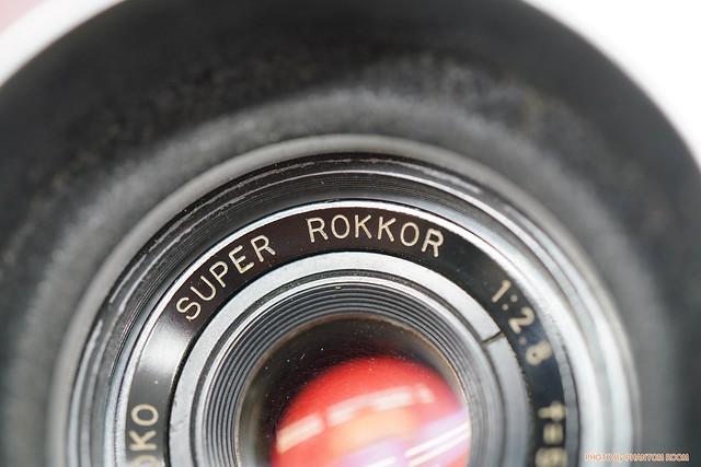 SUPER ROKKOR 50mm F2.8DSC09009