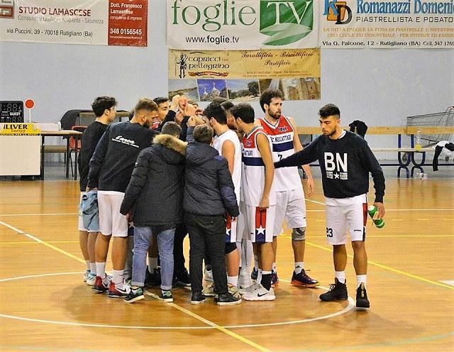 Noicattaro. basket vs altamura intero
