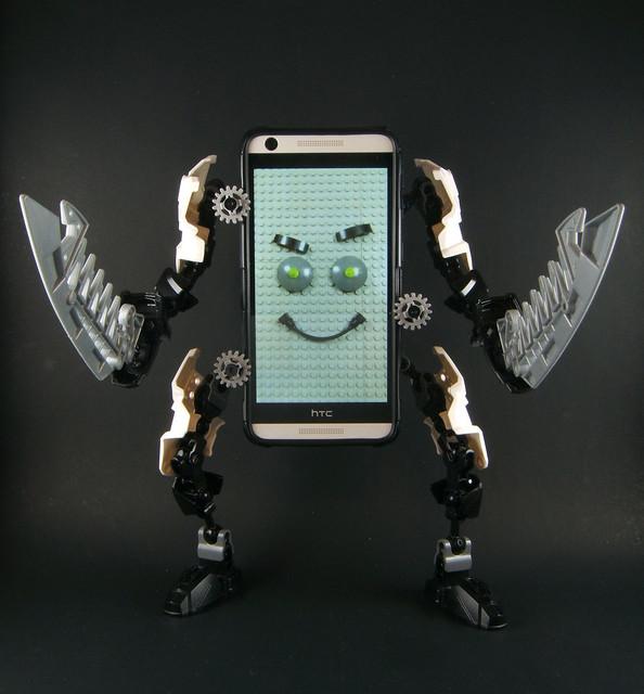 Intelligent Phone, Fujifilm FinePix E510