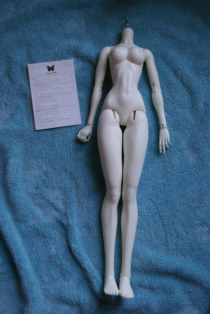 [vente]SOULDOLL new double jointed girl body ZENITH (WS) 40438097031_168af2da02_b