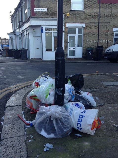 Forster Road N17 on 27th February 2018