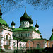 Pokrovsky temple of the Holy Virgin Protection Convent. Покровский храм Свято-Покровского женского монастыря.