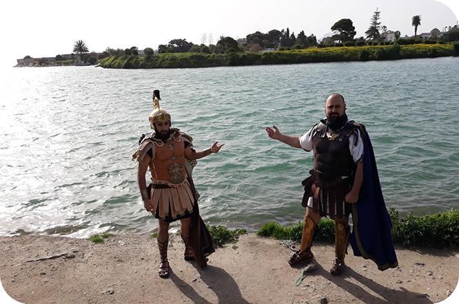 Carthagineses y Romanos viajan a Túnez