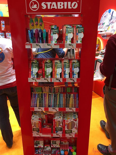 Field Trip Insights X Stationery:Trade Show @StabiloUK @InsightsExpo 19