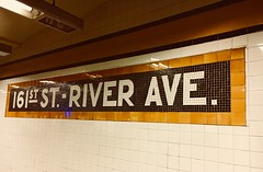 161st St - River Ave - NYC