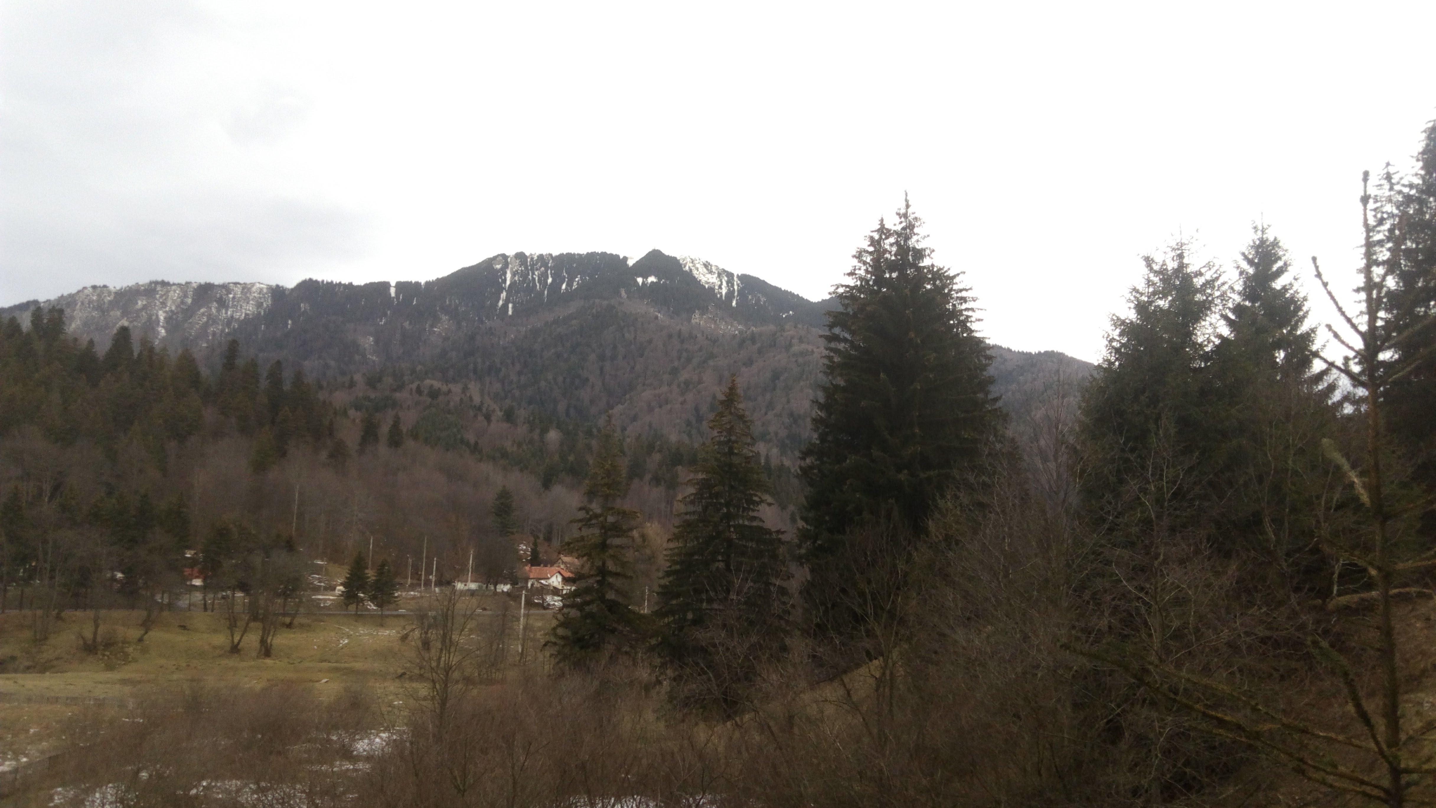 Piatra Mare Peak