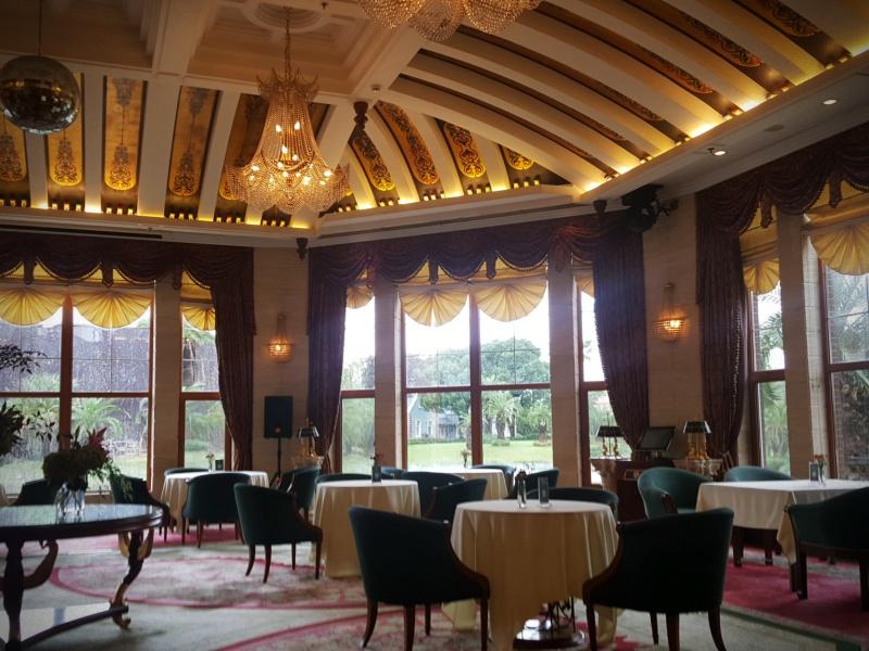 Shanghai clubhouse