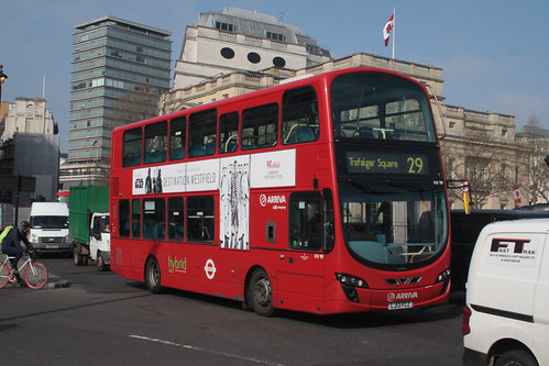 Arriva London HV99 LJ13FCZ
